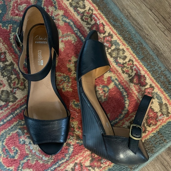 Clarks Shoes - Clarks Collection Wedges